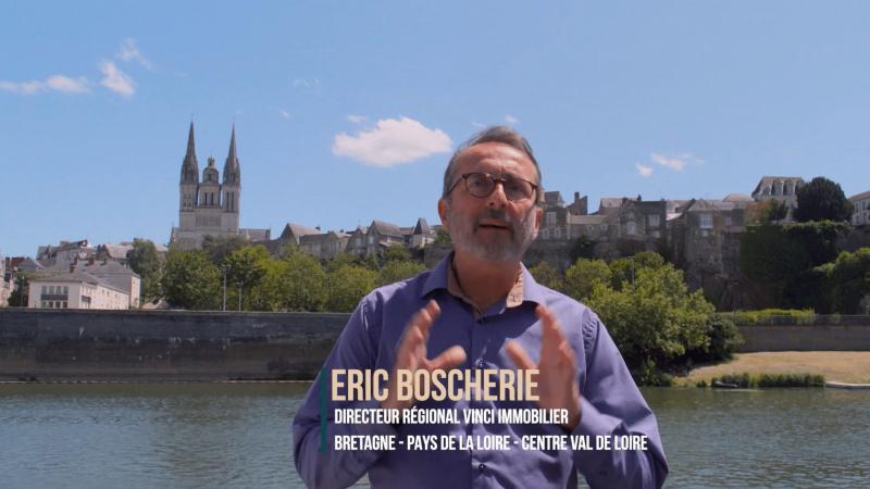 Eric Boscherie - DIRECTEUR REGIONAL VINCI IMMOBILIER